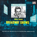 Hits from Broadway Shows ~ 1953 EP