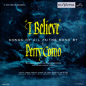 "I Believe ~ Original 10"" LP 1953"