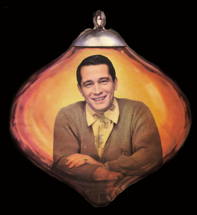 Perry Como Sings Merry Christmas Music 1956 LP
