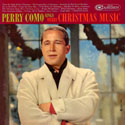 Merry Christmas Music ~ 1960 Camden re-release