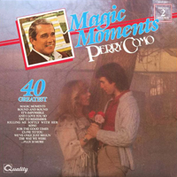 Magic Moments - RCA Special Products 1985