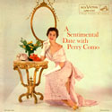 A Sentimental Date With Perry Como ~ album botes