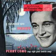 A Sentimental Date With Perry Como ~ 1952