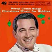 Christmas Music for Kiddies ~ Bluebird Children's BY-42
