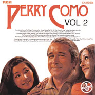 Perry Como RCA Camden Set Volume 2