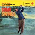 Perry Como Swings - German issue Mono