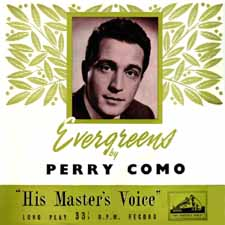 Evergreens by Perry Como