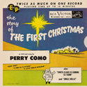 The Story of the First Christmas ~ 1953 45 Extended Play