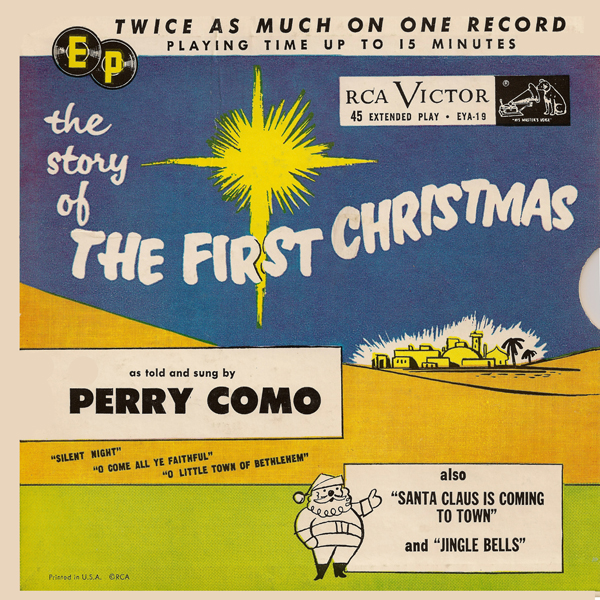 The First Christmas - 45RPM Extended Play