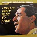Perry Como - I Really Don't Want to Know Double 1968