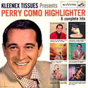 Perry Como Highlighter ~ Kleenex Tissues