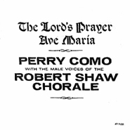 The Lord's Prayer and Ave Maria ~ 1959 version