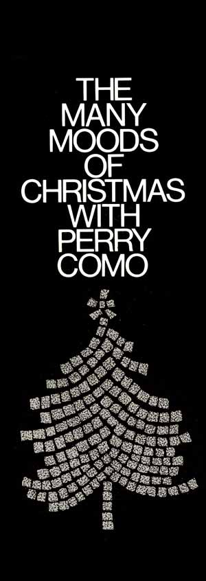 The Many Moods of Christmas with Perry Como