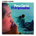 Perry Como ~ It's Impossible Jukebox 33
