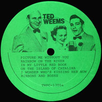Ted Weems & Perry Como - Private Issue Album