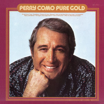 Perry Como Pure Gold