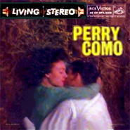 Perry Como Stereo '58 ~ simulated cover