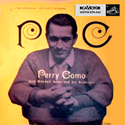Perry Como - PC 45RPM Extended Play Album