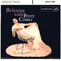 Relaxing with Perry Como ~ EPA-738