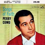 Perry Como ~ Songs of Faith