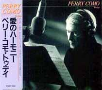 Perry Como Today - Japan CD 1987